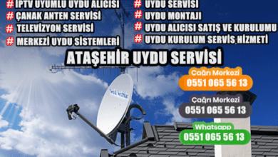 Ataşehir Uydu servisi, 7 gün kesintisiz hizmet vermektedir. Amacımız müşterilerimize alanında profesyonel ve uzman ekibimizle doğru ve hızlı hizmet vermektir. Ataşehir Uyducu