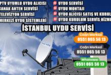İstanbul uydu servisi