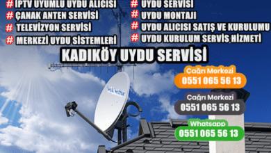 kadıköy uydu servisi
