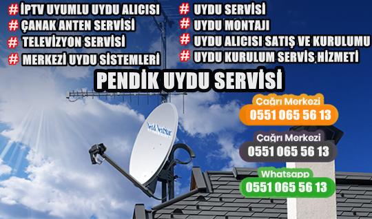 Pendik uydu servisi firması olarak sizler için en hızlı şekilde uydu montajı, uydu tamiri, lnb sinyal yok gibi işlerinizi hızlı ve uygun fiyatlarla yapıyor sorunsuz şekilde hd kalitesinde yayın izleme zevkini sizlere sunuyoruz.