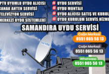 samandıra uydu servisi