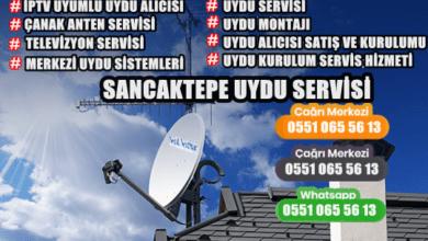 Sancaktepe uydu servisi