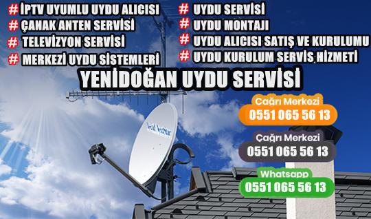 Yenidoğan uydu servisi